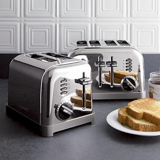 Let's Toast to Toasters! Two Main Types of Commercial Toasters