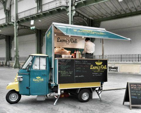 B Bakery Equipment Specialty Food Trucks Such As Funnel Cake Vendors Or Cupcake Will Likely Have A Larger Focus On For Their