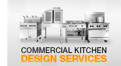 Commercial Kitchen Design Services