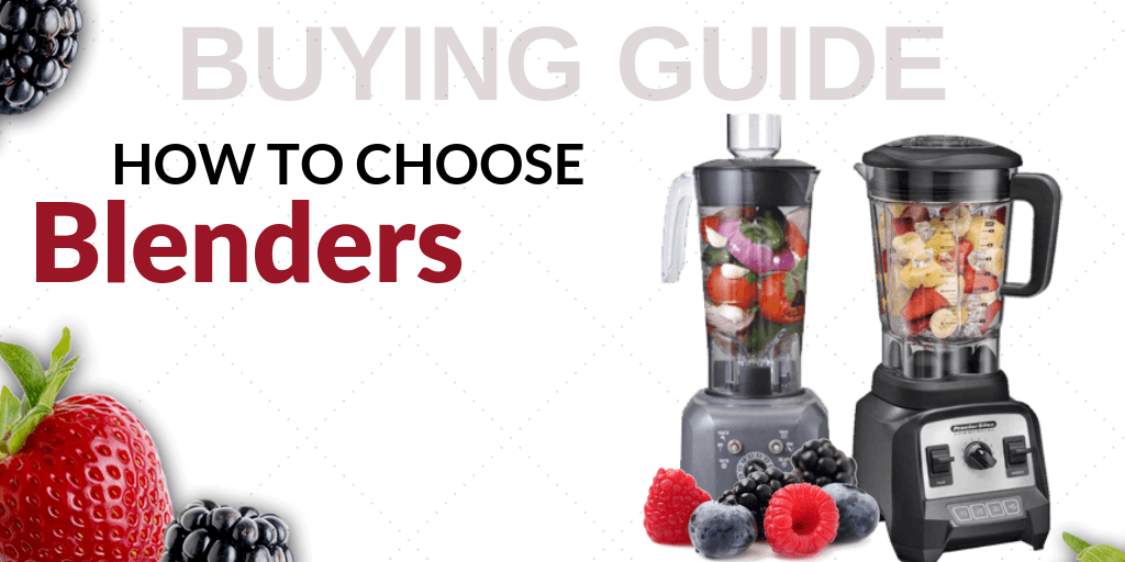 Buying Guide: How to Choose Blenders for Your Foodservice Establishment