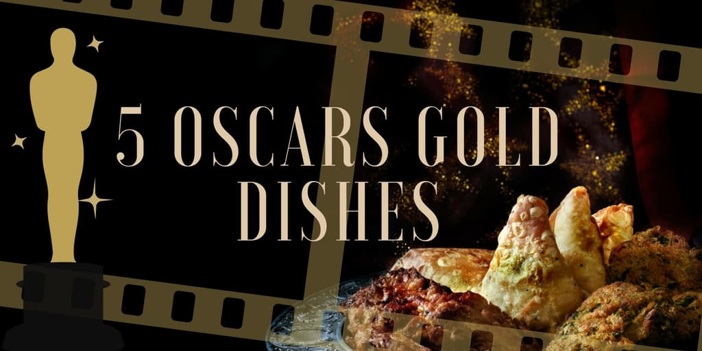 5 Oscars Gold Dishes