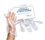 Admiral Craft Admiral Craft DG-10LC Disposable Gloves