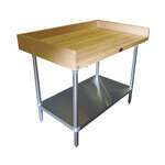 Advance Tabco Advance Tabco BG-366 Bakers Top Work Table