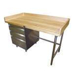 Advance Tabco Advance Tabco BGT-304L Bakers Top Work Table