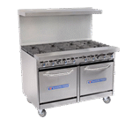 Bakers Pride Bakers Pride 48-BP-8B-S20 Restaurant Series Range