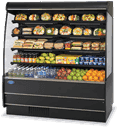 Federal Industries RSSM-678SC Specialty Display High Profile Self-Serve Refrigerated Merchandiser