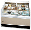 Federal Industries Federal Industries SN-8CD-SS Series 90 Refrigerated Self-Serve Deli Case