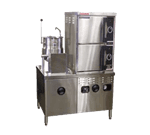 Market Forge Market Forge Industries ST-10M42MT12G Convection Steamer/Kettle Combination