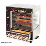 Star Star Mfg. 175CBA Broil-O-Dog Hot Dog Broiler