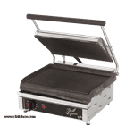 "Star Star Mfg. GX14IG Grill Express"" Two-Sided Grill"