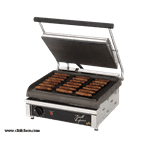 "Star Star Mfg. GX14IS Grill Express"" Two-Sided Grill"